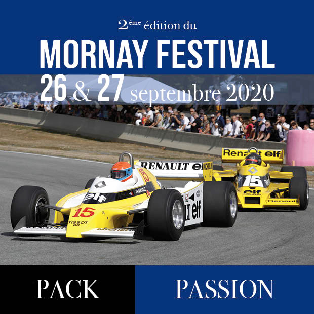 Mornay festival : Pack PASSION