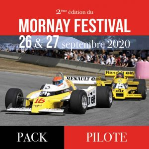 Mornay Festival, Pack PILOTE