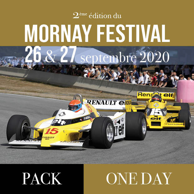 Mornay Festival : Pack ONEDAY