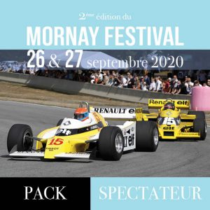 Mornay Festival : Pack SPECTATEUR