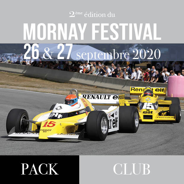 Mornay Festival, Pack CLUB