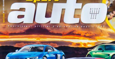 Le festival 2019 vu par Sport Auto